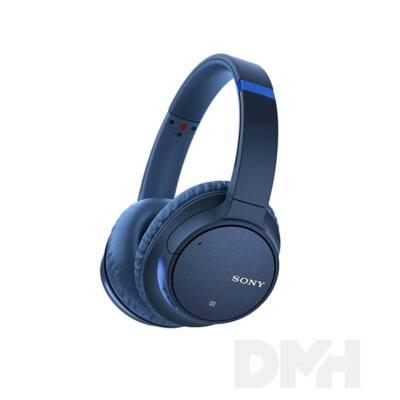 Sony WHCH700NL Bluetooth kék zajszűrős fejhallgató