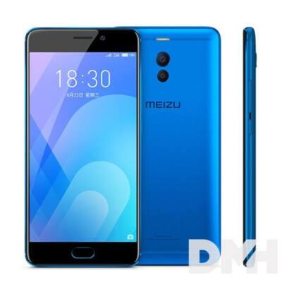 "Meizu M6 Note 5,5"" LTE 32GB Dual SIM EU kék okostelefon"