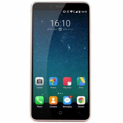 "LEAGOO P1PRO, Dual SIM LTE smartphone, 5"" IPS LCD HD,MT6737 quad core,Mali-T720 MP1, 2GB+16GB, 8mpx+2mpx rear, 2mpx front cam, android 7.0, 4000mAh, 1year warranty, gold"