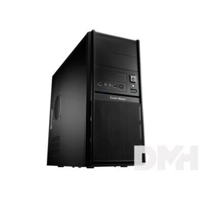 Cooler Master Elite 342 táp nélküli fekete microATX ház