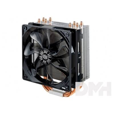 Cooler Master Hyper 212 EVO 120x80x159mm 600-2000RPM (Intel, AMD) processzor hűtő