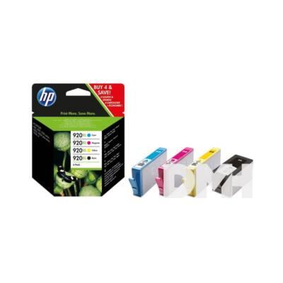 HP C2N92AE 920XL színes és fekete nagykapacitású tintapatron csomag
