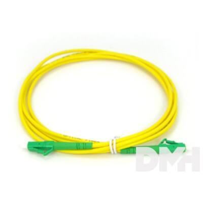 Optic 3m LC/UPC - LC/UPC SM 9/125 OS2 LSOH DLX Optikai Patch kábel