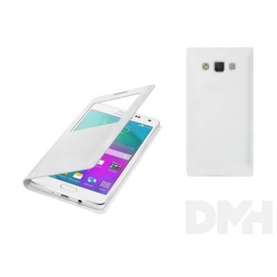 iTotal CM2771D Samsung A5 fehér ablakos mappa tok