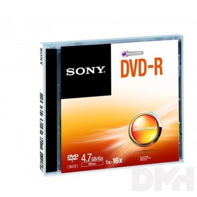 Sony DMR47SJ DVD-R 4.7 GB 16x lemez