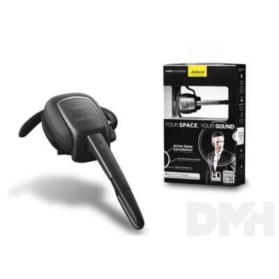 Jabra JB-011 Supreme fekete Bluetooth headset