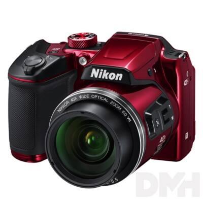 Nikon Coolpix B500 Vörös digitális fényképezőgép