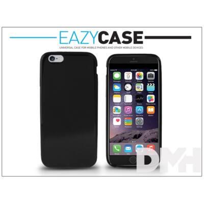 Easycase DZ-410 iPhone 6 fekete szilikon hátlap