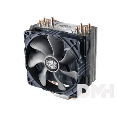 Cooler Master Hyper 212X 120x80x159mm 600-2000RPM (Intel, AMD) processzor hűtő
