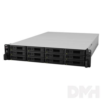Synology RX1217RP 12x SSD/HDD NAS tárhely bővítő