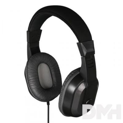 Thomson 132426 HED2006 fekete fejhallgató