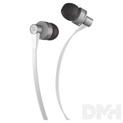 Sencor SEP 300 WHITE fehér mikrofonos fülhallható