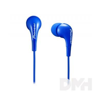 Pioneer SE-CL502-L kék fülhallgató
