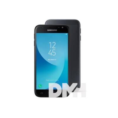 "Samsung Galaxy J3 SM-J330F 5"" LTE 16GB Dual SIM fekete okostelefon"