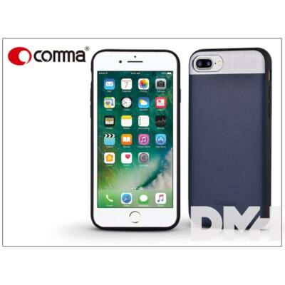 Comma ST985066 VIVID LEATHER iPhone 7/8+ kék hátlap