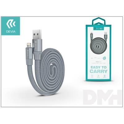Devia ST998141 RING Y1 szürke Lightning töltő és adatkábel