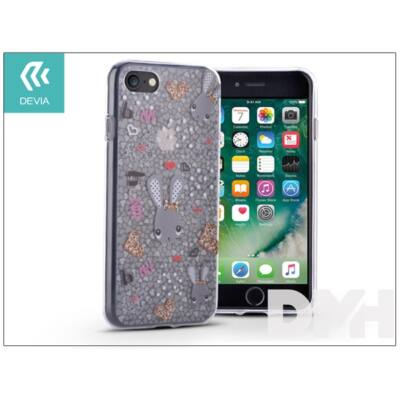 Devia ST995485 NIFTY BONNIES iPhone 7 szilikon hátlap