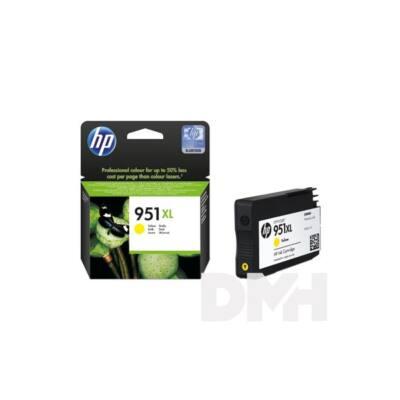 HP CN048AE (951XL) sárga tintapatron