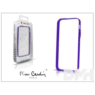 Pierre Cardin iPhone 5 Keret lila