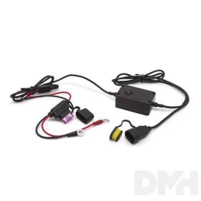 Delight USB töltő motorkerékpárokhoz