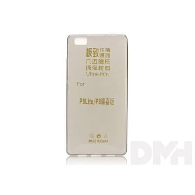 Haffner PT-2626 Huawei P8 Lite ultra slim fekete hátlap