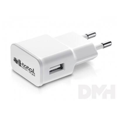 iTotal CM2695 1 amperes hálózati töltőfej