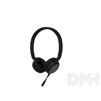 SoundMAGIC SM-P30S-01 P30S fekete headset
