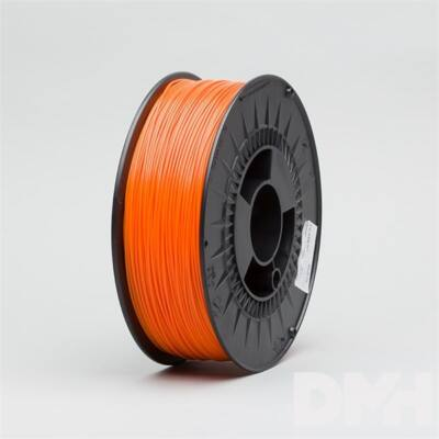 CraftBot 1,75mm PLA narancssárga filament