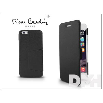 Pierre CardinFP01B-BKIP6 DeLuxe Folio iPhone 6 fekete tok
