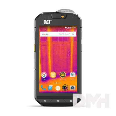 "CAT S60 4,7"" 32GB Dual SIM fekete-szürke okostelefon"