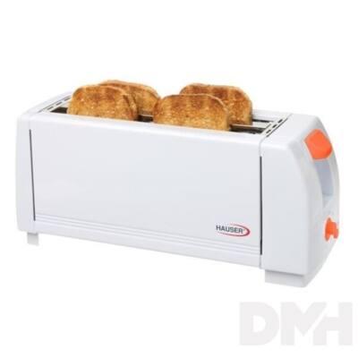 Hauser T-224 fehér kenyérpirító