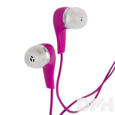 Delight pink fülhallgató