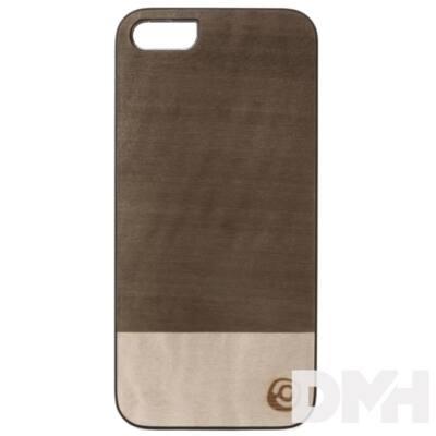 Man and Wood M1186B Einstein iPhone 5/5S/SE fa tok
