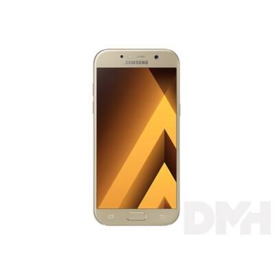 "Samsung SM-A520F A5 (2017) 5,2"" LTE 32GB arany okostelefon"