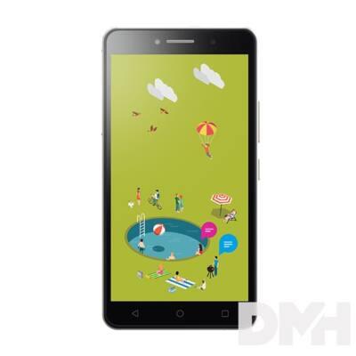 """Alcatel 8050D Pixi 4 DS 2017 6"""" 3G 8GB Dual SIM arany okostelefon"""