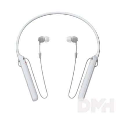Sony WIC400 Bluetooth fehér fülhallgató headset