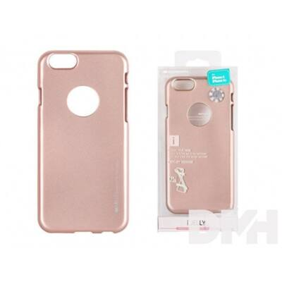 iTotal JELLYIP6RG Jelly iPhone 6 rózsaarany hátlap