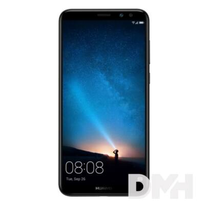 "Huawei Mate 10 Lite 5,9"" LTE 64GB Dual SIM grafit fekete okostelefon"