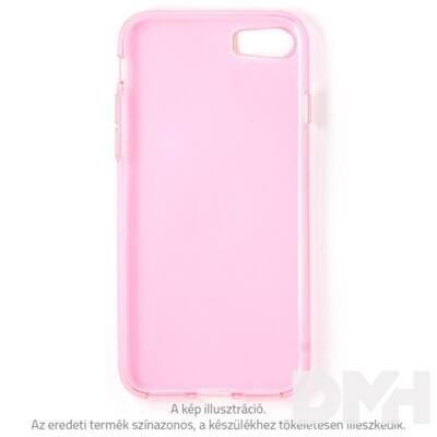 Cellect TPU-IPH8-PLUS-P iPhone 8 Plus átlátszó rózsaszín vékony szilikon hátlap