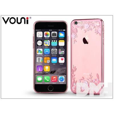 Vouni ST978358CRYSTAL FIREWORK iPhone 6/6S rózsaarany hátlap