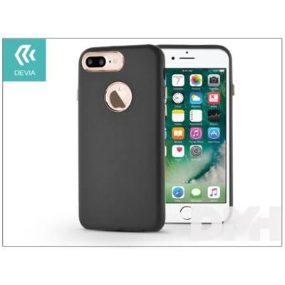 Devia ST993313 SUCCESSOR iPhone 7+ fekete hátlap