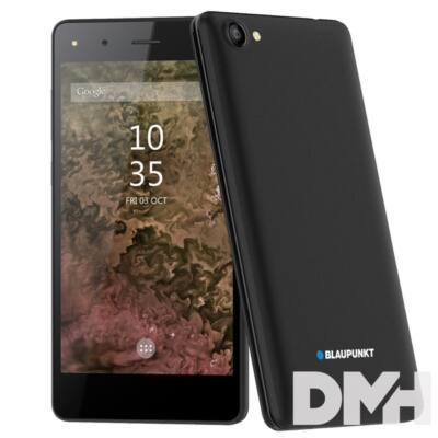 "Blaupunkt SL 01 5"" 3G 8GB Dual SIM fekete okostelefon"
