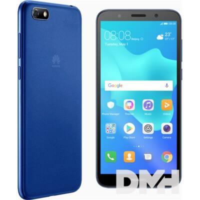 """Huawei Y5 20185,45"""" LTE 16GB Dual SIM kék okostelefon"""