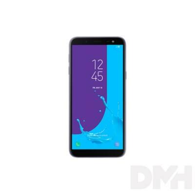 """Samsung Galaxy J6 SM-J600 5.6"""" LTE 32GB Dual SIM szürke okostelefon"""