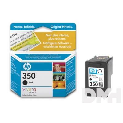 HP CB335EE (350) fekete tintapatron