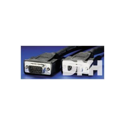 PRC D-Sub (VGA) HQ 10m hosszabbító kábel
