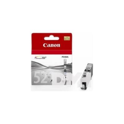Canon CLI-521Bk fekete tintapatron