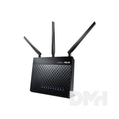 ASUS RT-AC68U/EEU/13/P_EU Vezeték nélküli 1900Mbps Router