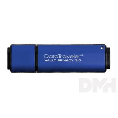 Kingston 4GB USB3.0 Kék (DTVP30/4GB) Flash Drive