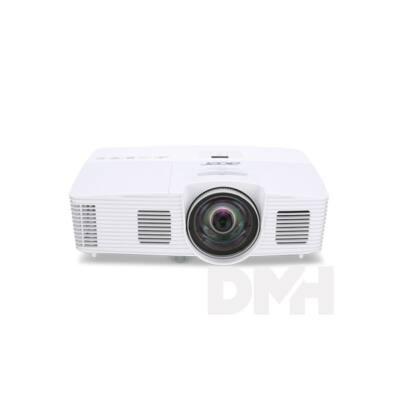 Acer S1383WHne WXGA 3200L HDMI LAN 6 000 óra short throw DLP 3D projektor